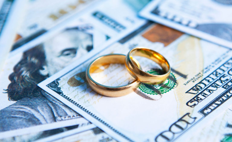 New Jersey alimony and child support
